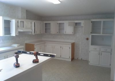 Kitchen Remodel Before